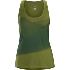 Arc'teryx W's Valleys Over Tank creekside